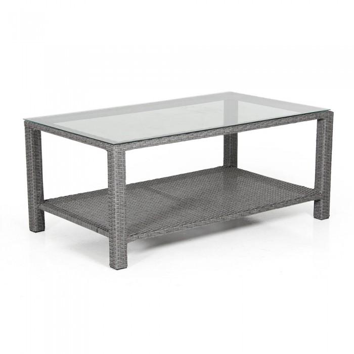 Столик для кофе 120 см серый Madison 2416S-72