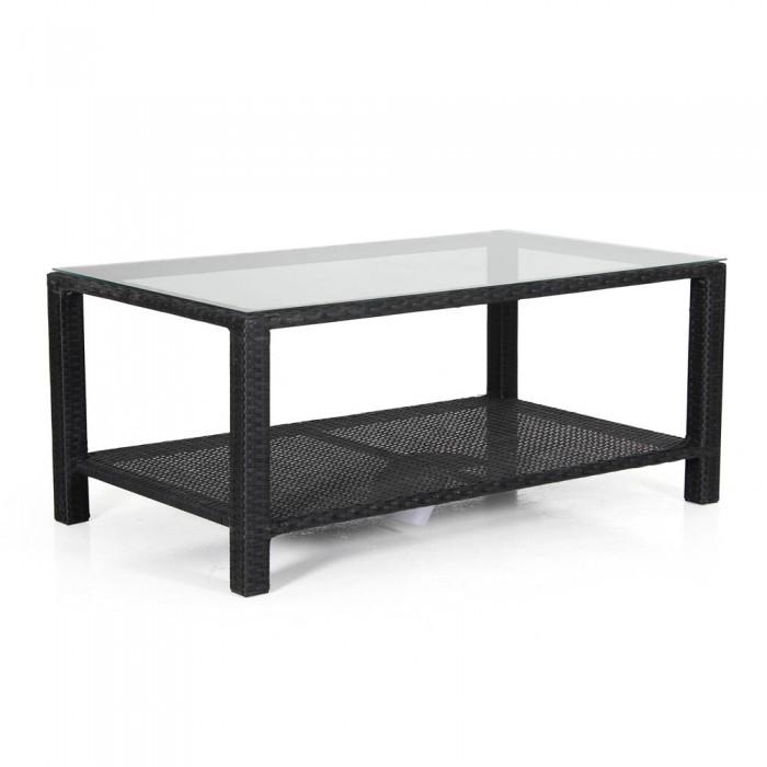 Столик для кофе 120 см черный Madison 2416S-8