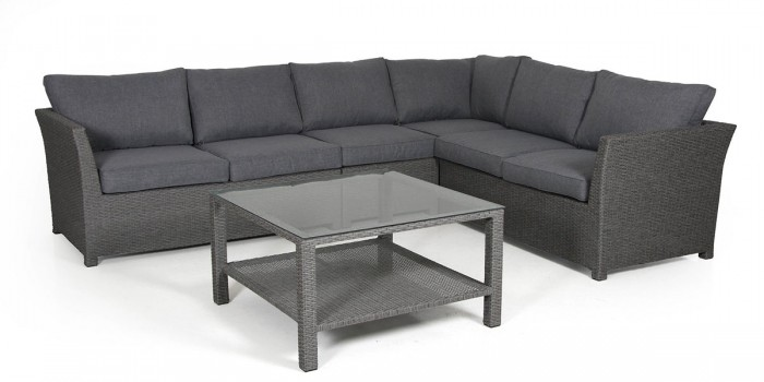 Комплект для отдыха-1 серый Madison ko-madison1-grey