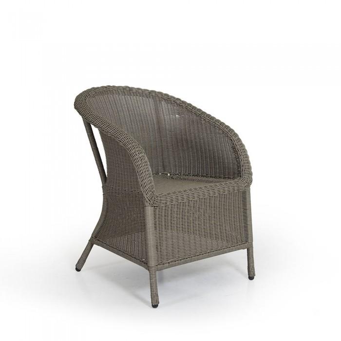 Кресло бежевое Magda 6803-25