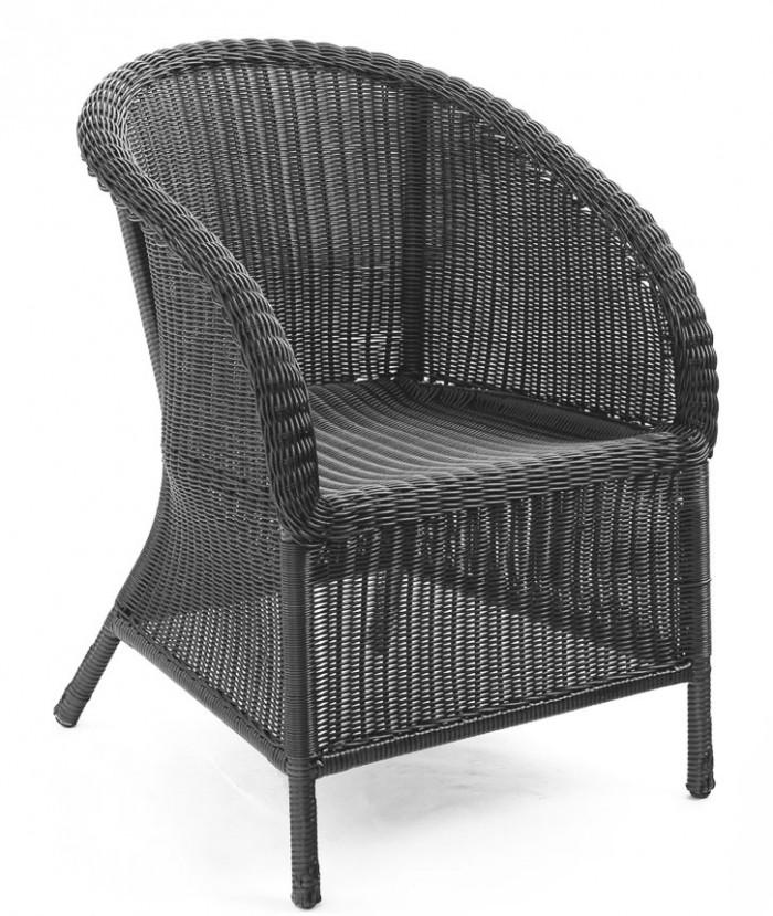 Кресло серое Magda 6803-7
