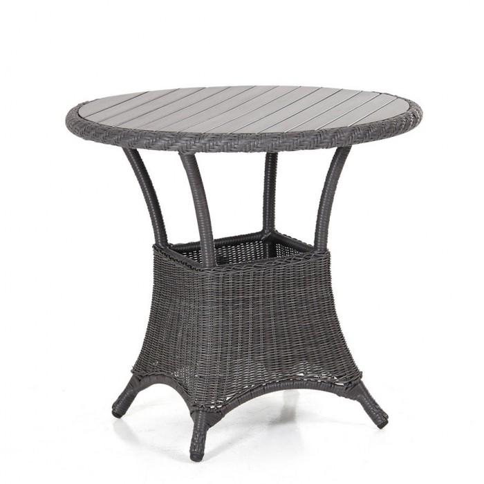 Стол обеденный серый 80см Magda