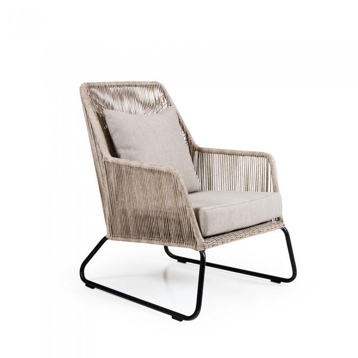 Кресло бежевое Midway 4031-8-21-02