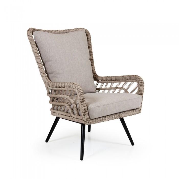 Кресло бежевое Sunside 4041-8-21-02
