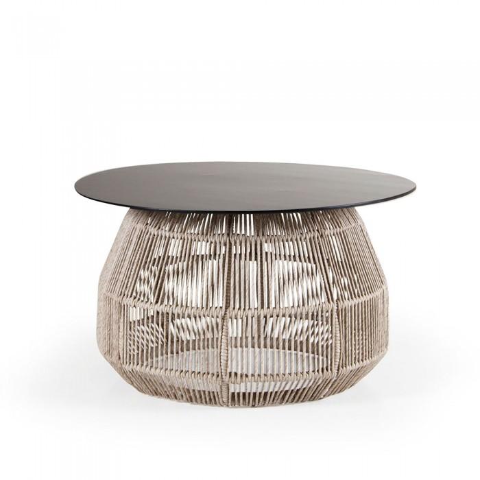 Столик для кофе 50см бежевый Pamir 4076-21-8
