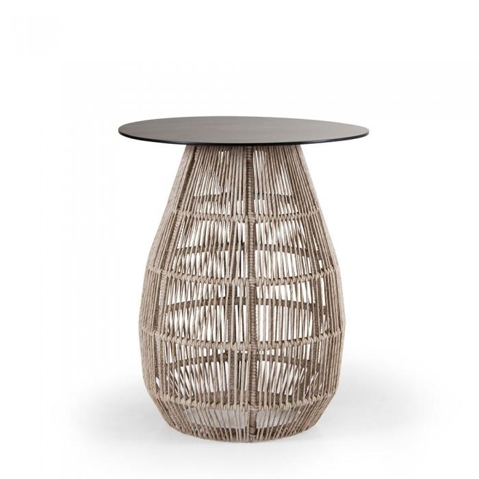 Столик для кофе 45см бежевый Pamir 4077-21-8