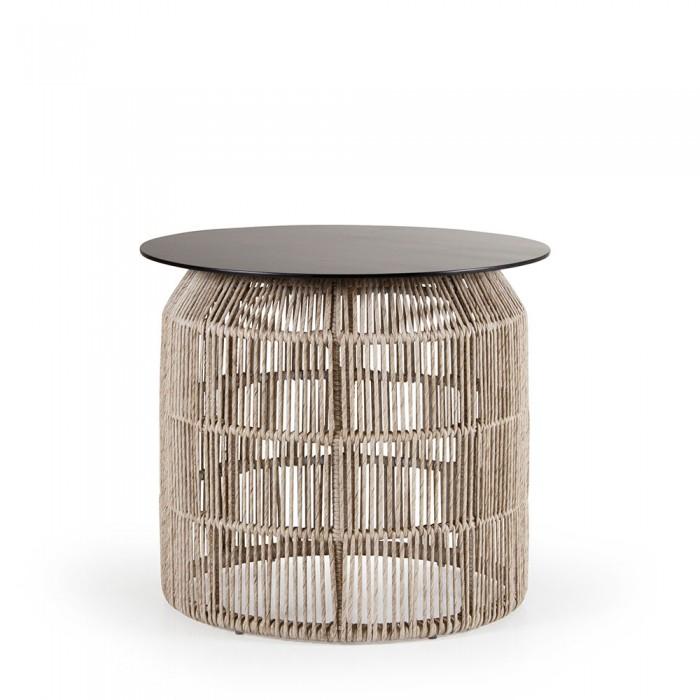 Столик для кофе 60см бежевый Pamir 4078-21-8