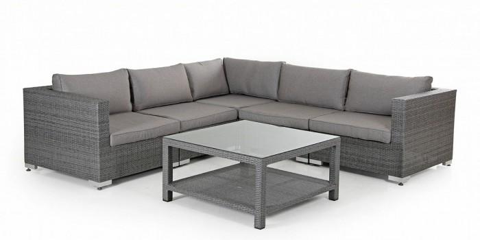 Комплект для отдыха-1 серый Ninja ko-ninja1-grey