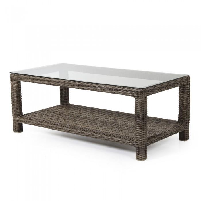Столик для кофе 120х60 коричневый Ninja 4526-63