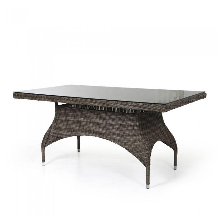 Стол обеденный коричневый 160×90см Ninja 4536-63