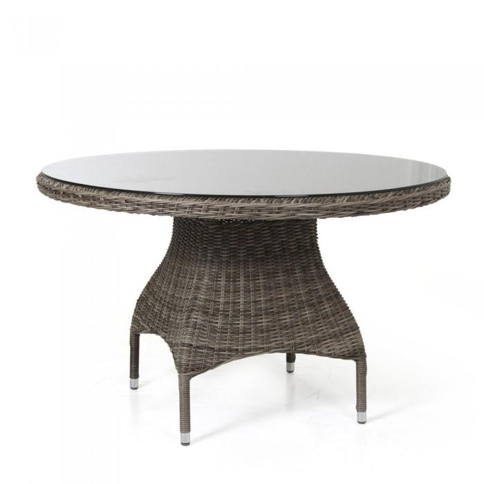 Стол обеденный коричневый 120см Ninja 4537-63