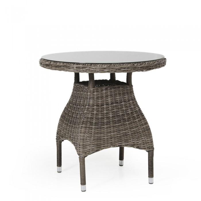 Стол обеденный коричневый 70см Ninja 4538-63