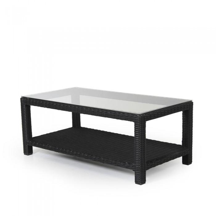 Столик для кофе 120х60 черный Ninja 4526-82
