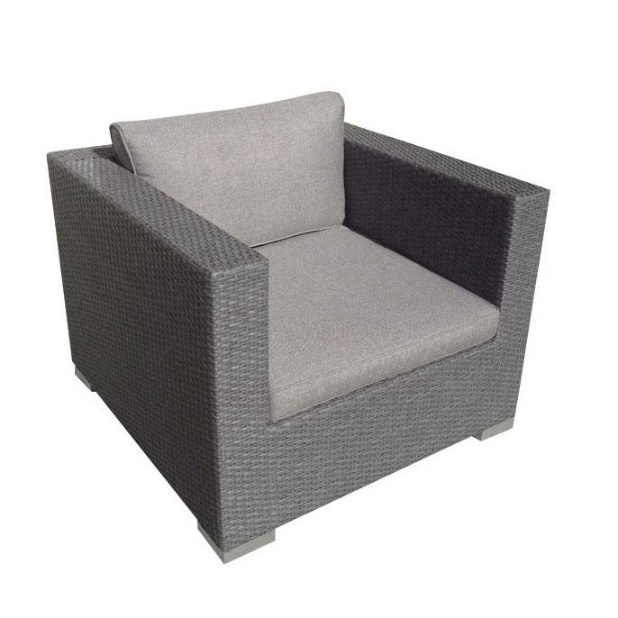 Кресло серое Ninja 4521-73-76
