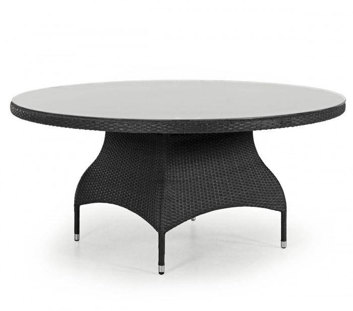 Стол обеденный 160см черный Ninja 35661-8