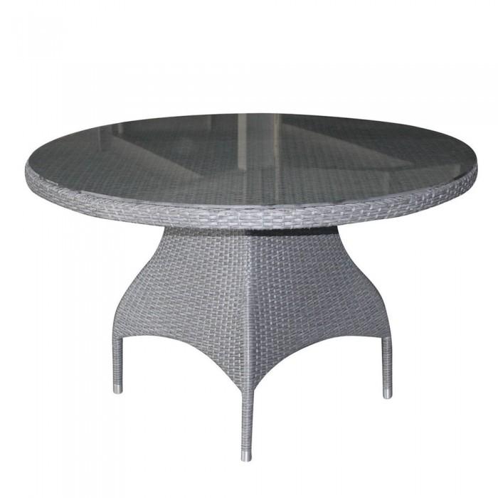 Стол обеденный серый 120см Ninja 35671-73