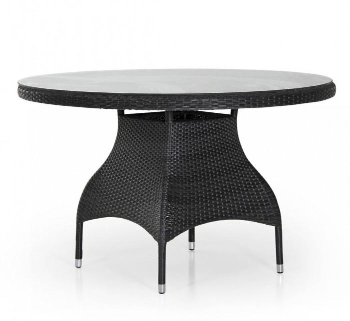 Стол обеденный черный 120см Ninja 35671-8