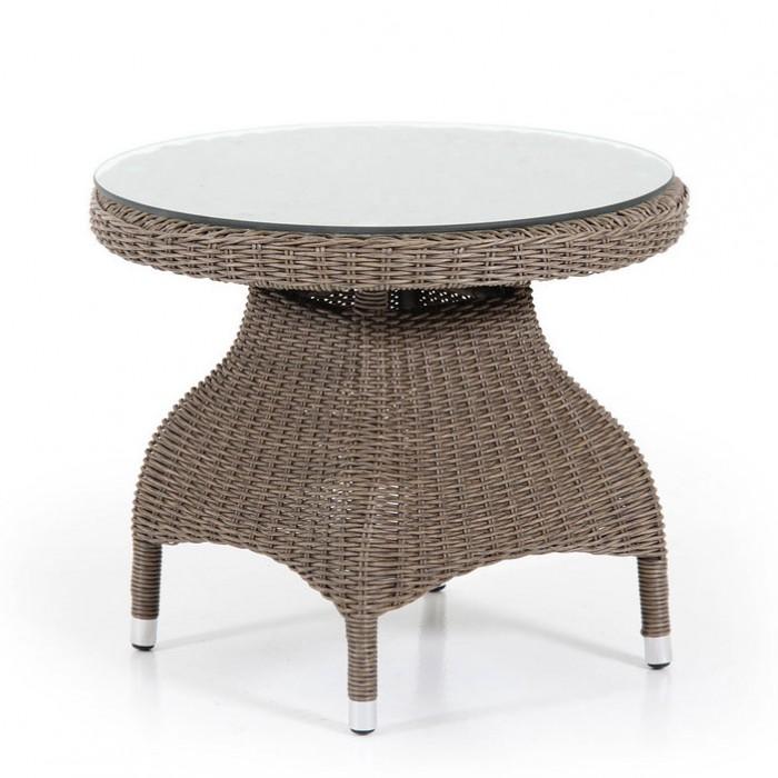 Столик для кофе круглый натуральный Ninja 35677