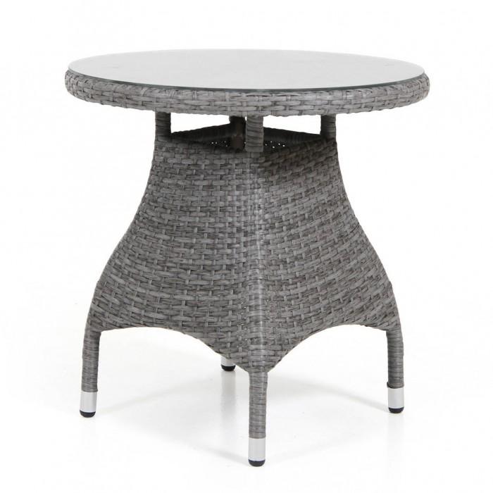 Стол обеденный серый 70см Ninja 3568-73