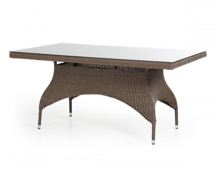Стол обеденный натуральный 110×65см Ninja 3617