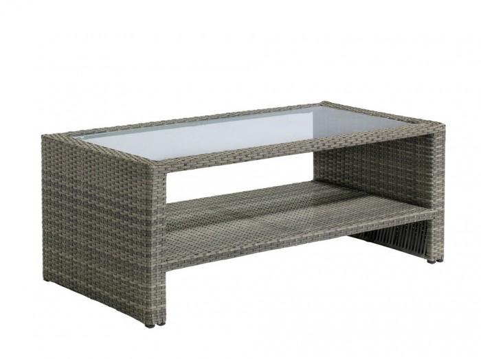 Столик для кофе серый  Olimpia  3505-7