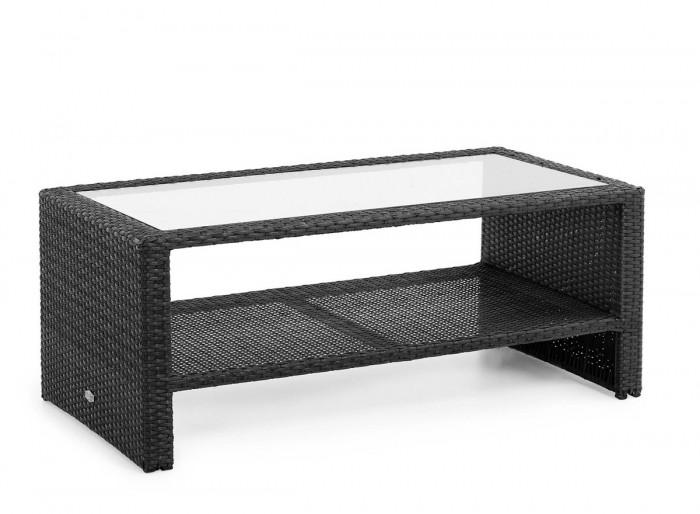 Столик для кофе черный  Olimpia  3505-8