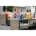 Столик для кофе серый  Olimpia  3505-7 - фото 1