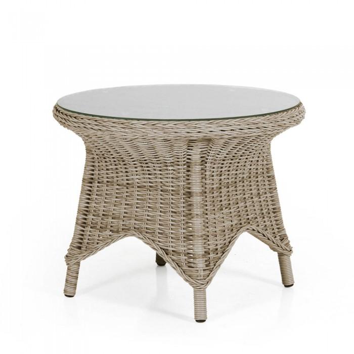Столик для кофе бежевый 70см Paulina 5634-53