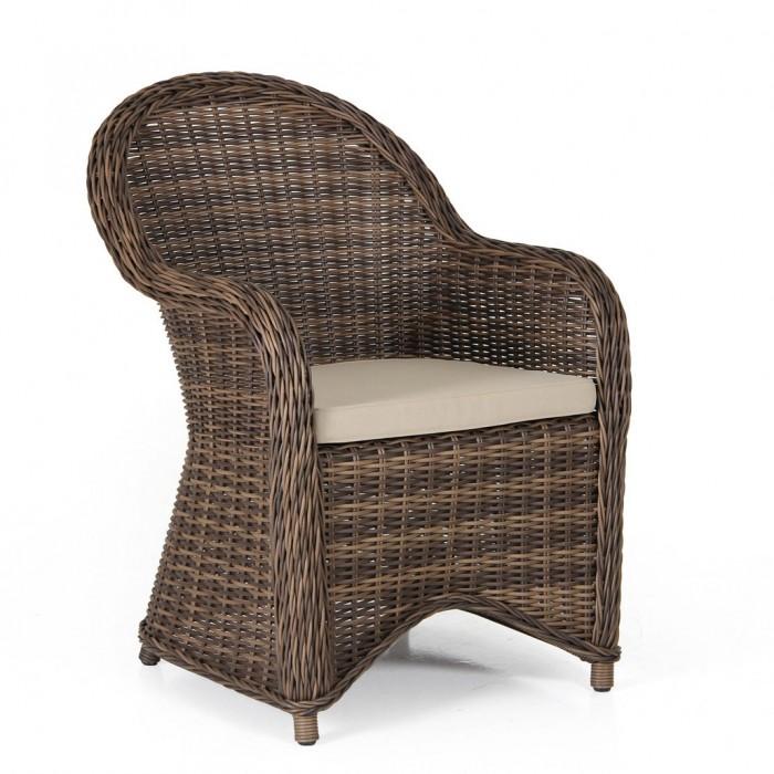 Креслo коричневое Paulina 5631-60-23