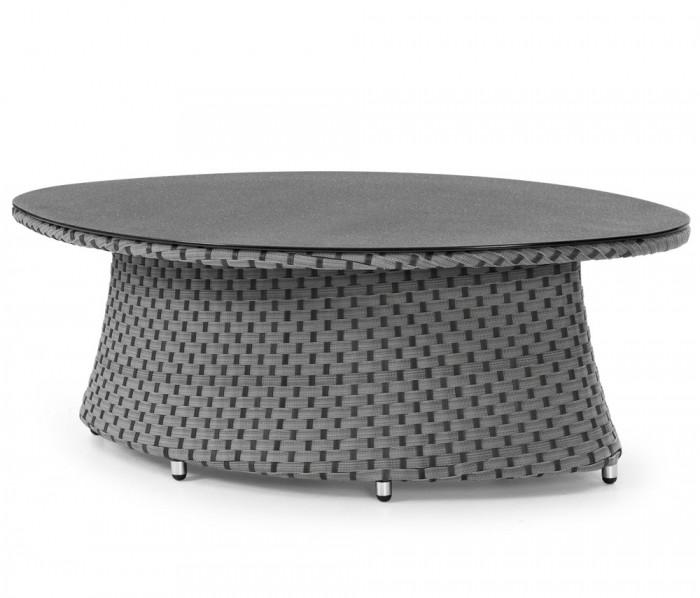 Столик для кофе серый Prado 2166-7