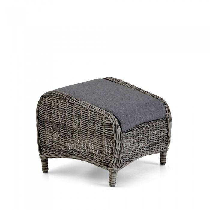 Пуфик серый Rosita 3910-74-70