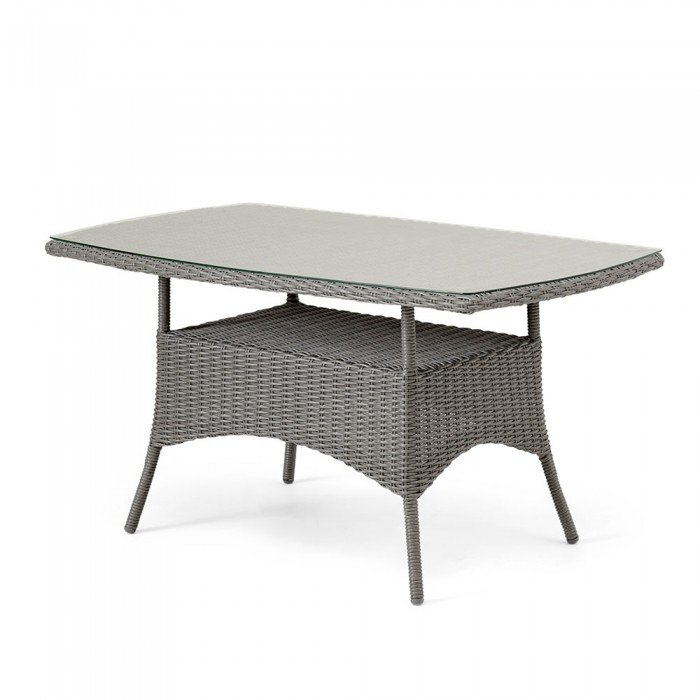 Стол обеденный серый Rosita 3916-74