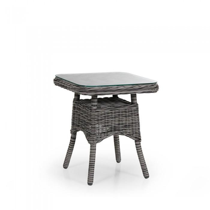 Столик для кофе серый Rosita 3917-74