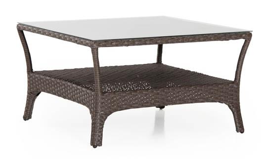 Столик для кофе квадратный Salzburg 11457-6