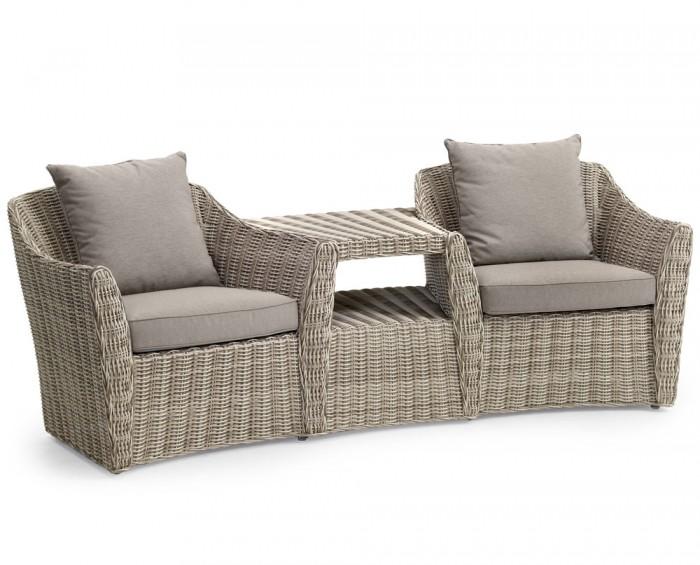 Кресло для двоих «Ты и Я» Samboca  10542-51-21