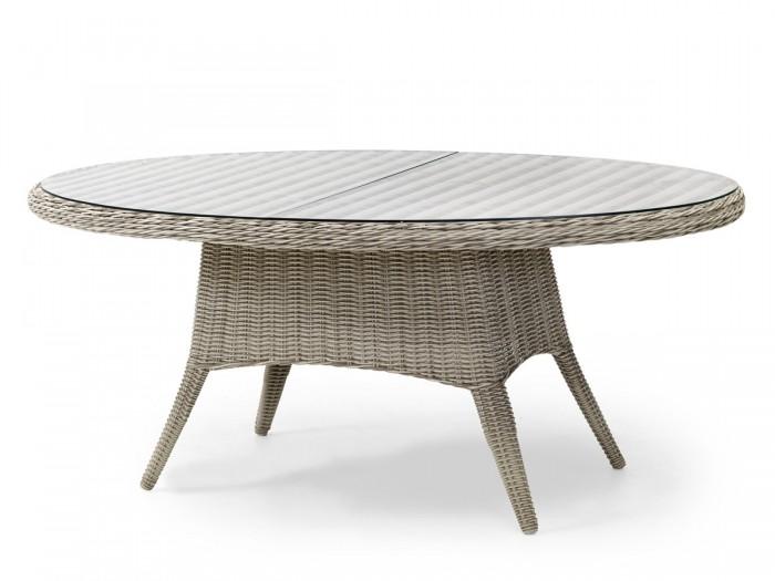 Стол обеденный бежевый 115×180см SanDiego 10556-51