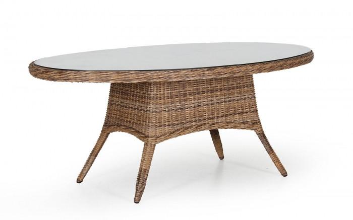 Стол обеденный пестрый 115×180см SanDiego 10556-62