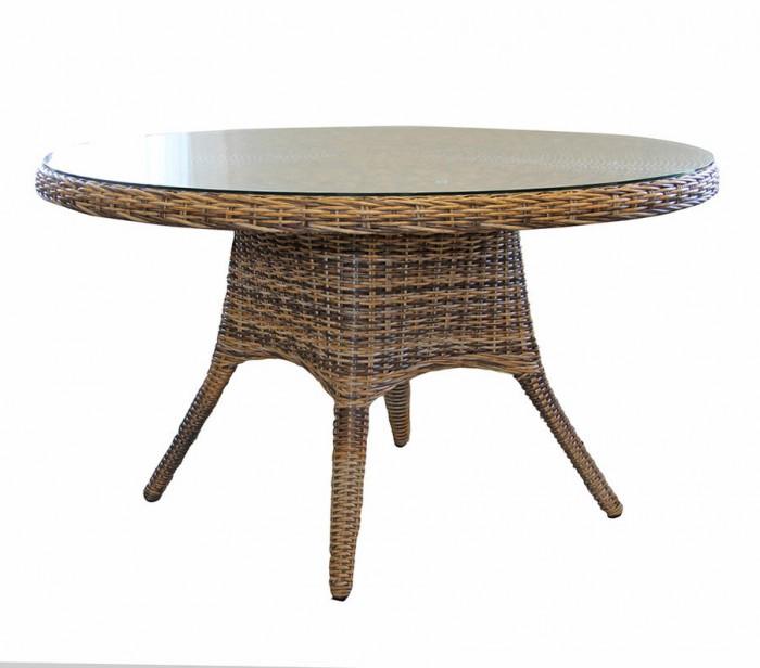 Стол обеденный пестрый 130см SanDiego 10559-62