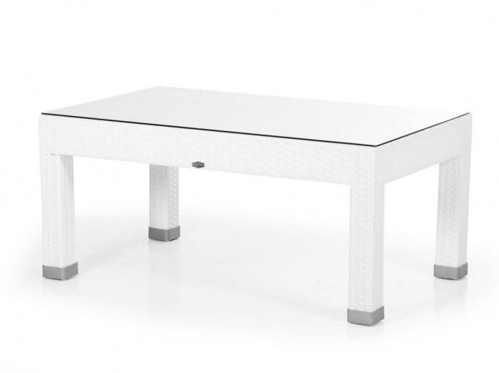 Столик для кофе белый Sander 7028-5
