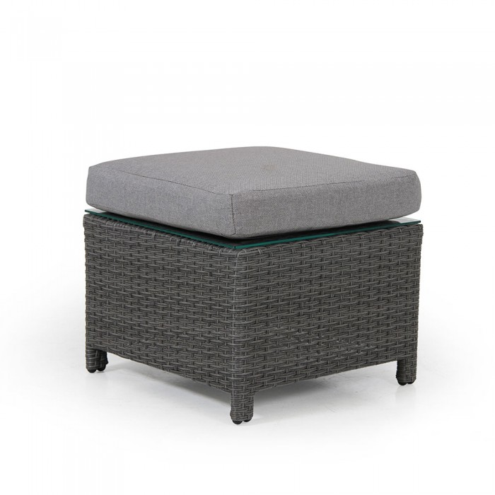 Столик-пуф серый Soho 2321S-76-76