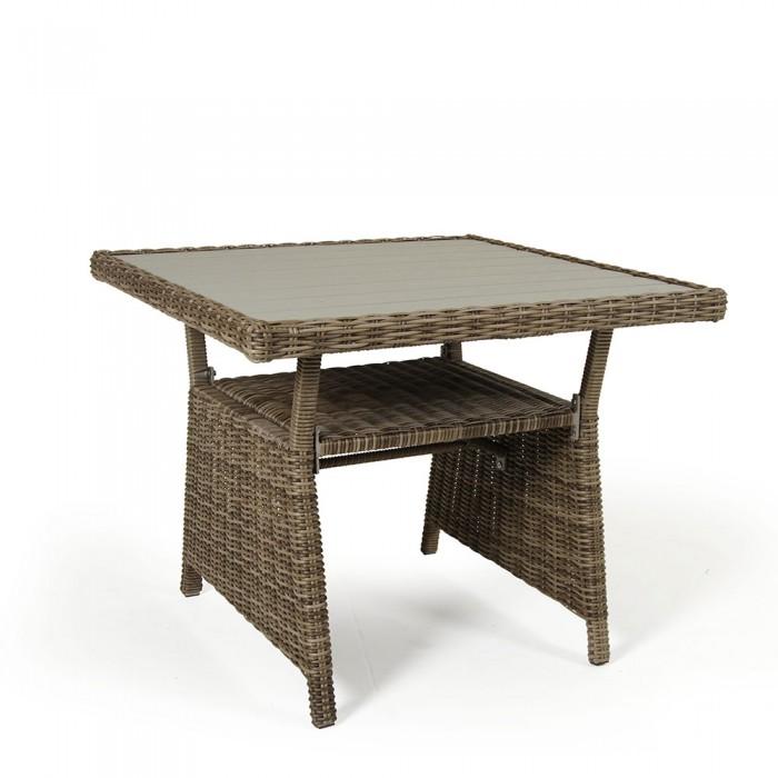 Стол обеденный коричневый 86 см Soho 2337S-63-2