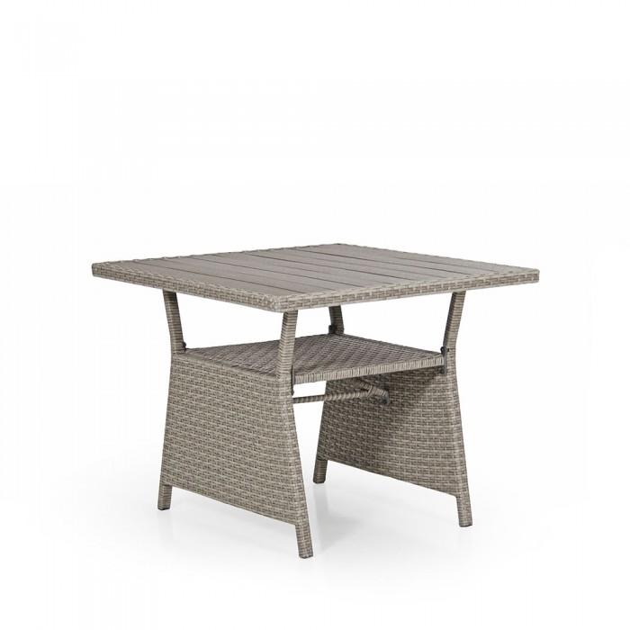 Стол обеденный бежевый 86 см Soho 2317S-23-6