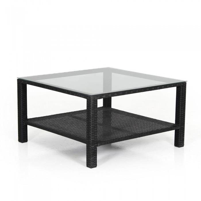 Столик для кофе 90 см черный Madison 2410S-8