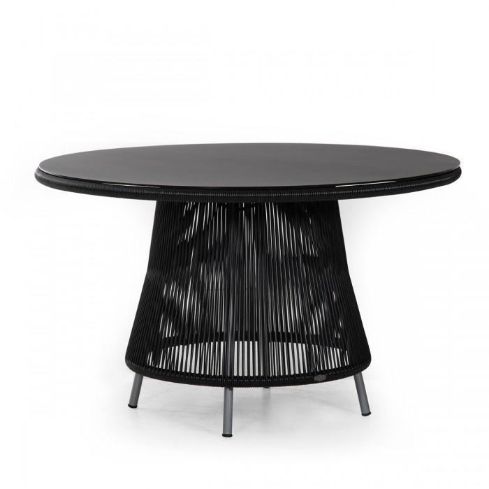 Стол обеденный черный Verona 10116-8
