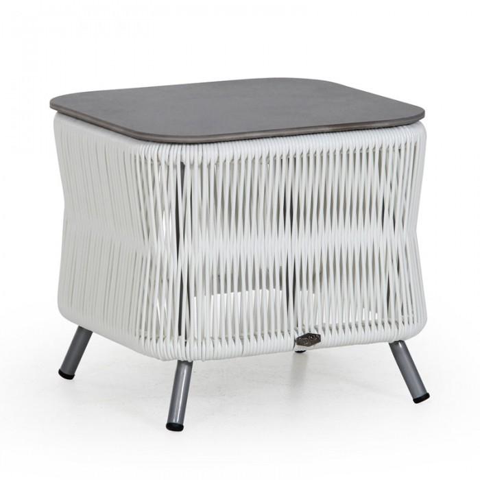 Столик для кофе белый Verona 10117-5