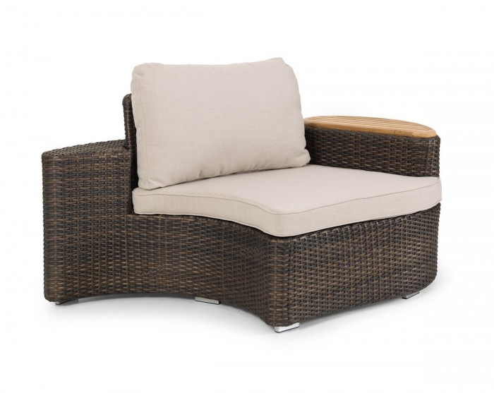 Приставное кресло левое Wow 10615V-6-2