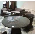 Стол обеденный коричневый 100см Verona  V003-100r - фото 3